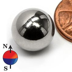 Just plain fun!    Material: this magnetic sphere is made of neodymium alloy or NdFeB magnets also called Super Powerful sphere magnets. Grade: Grade N42 sphere magnets Gauss Rating: 13,200 Gauss Magnetization: through Diameter of the sphere magnets Plating: Ni+Cu+Ni 3 layer coating, the best coating available to protect your ball magnets