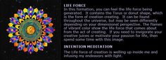 Arcturian geometry - Life Force