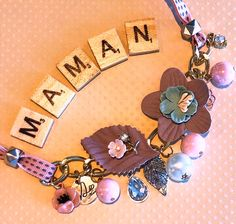 Collier Floral, Spring, Mai, Canada, Glamour, Jewelry, Beautiful, Budget, Jewerly