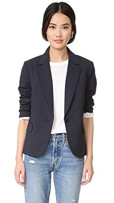 GUESS Womens Aralie Blazer *** Want additional info? Click on the image.