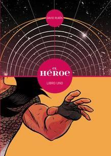 Portada de 'El Héroe', de David Rubín