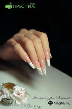 Beautiful Almond Shape by Olexandra Vlasiuk