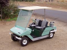 Harley Davidson Gas Golf Cart Mid 60s Vintage Car For