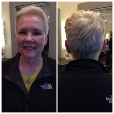 Short Women's Haircut by Rayna Anderson Short Hair Cuts For Women, Short Hair Styles, Salons, Fashion, Bob Styles, Moda, Lounges, Fashion Styles, Short Hair Cuts