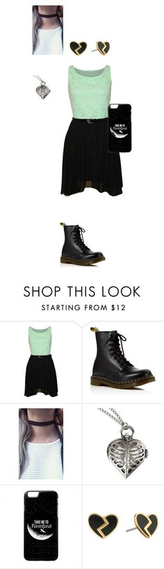 """Untitled #395"" by hellokitty-780 on Polyvore featuring WearAll, Dr. Martens and Marc by Marc Jacobs"