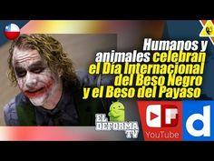 Humanos y animales celebran el Día Internacional del Beso Negro y el Bes...