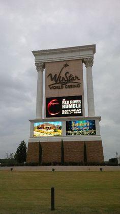 Been here WinStar World Casino, Oklahoma