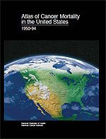 Atlas of Cancer Mortality in the U.S., 1950-94