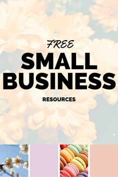 FREE Small Business Marketing Resources