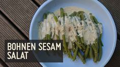 Bohnen Sesam Salat – Paleo360.de