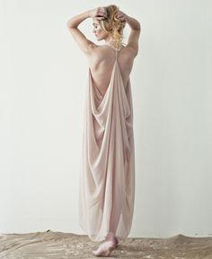 Helenic Dress. Summer 2012 | d.RA