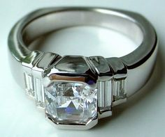"""Anniversary, Birthday, Engagement, and """"Just Because."""" A Ben Salomonsky Design. Order Yours, TODAY! www.SalomonskyJewelers.com"""
