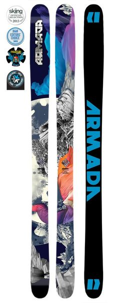 Producto del día chico: #Esquis TST marca Armada Skis por 569.99 €. Envío Gratis. Dto 5% Registrado. #freeski #allmountain #freeride