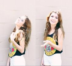 I just found her on Youtube.. BeautybySiena  LOVE HER! <3 Favorite beauty youtuber by far