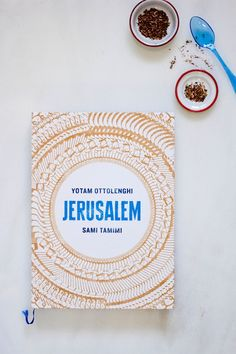 Jerusalem, the new cookbook. Ottolenghi and Tamimi