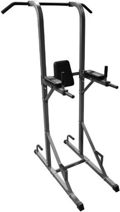 XMark Power Tower with Dip Station and Pull-up Bar - Listing price: $239.00 Now: $168.00 + Free Shipping