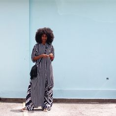 Visited a couple of temples today so dressed... | Yagazie Emezi