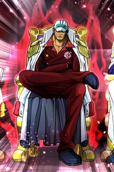 One Piece: These Characters Can Activate Buster Call Anime Echii, Anime One, Anime Guys, Blackbeard One Piece, One Piece Photos, New Wallpaper, Character Art, Gallery, Illustration