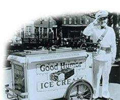 The Good Humor Man!