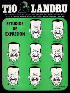 Revista Tío Landrú, nº 24, 20 de noviembre de 1968