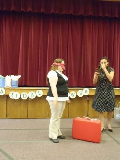 The other best bridal shower game ever is Dressing for the Honeymoon. Your guests will be happy you chose this bridal shower game and the bride with love it Fun Bridal Shower Games, Unique Bridal Shower, Bridal Shower Party, Bridal Games, Honeymoon Bridal Showers, Wedding Showers, Honeymoon Dress, Honeymoon Clothes, Wedding Games