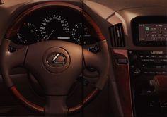 https://flic.kr/p/FSpZux | Lexus RX300 interior;  2001_3 | car brochure by worldtravellib World Travel library