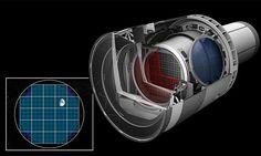 World's most powerful digital camera: 3.2 GIGAPIXEL space telescope