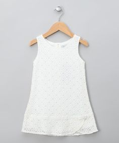 Take a look at this Unico Vaupes Dress - Infant, Toddler & Girls by dudu on #zulily today!