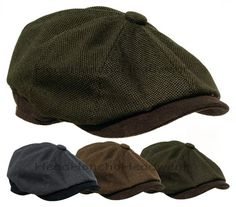 We could use a newsboy or driving hat for the mechanicals or the peasants. The peasants' hats should be very distressed. Gatsby Man, Gatsby Style, Look Man, Newsboy Cap, Cool Hats, Mens Caps, Gentleman Style, Look Cool, Hats For Men