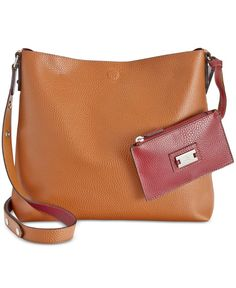 Style & Co. Clean Cut Reversible Crossbody, Only at Macy's