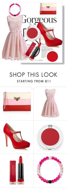"""Untitled #15"" by emir-811 ❤ liked on Polyvore featuring Gucci, Max Factor and Lokai"