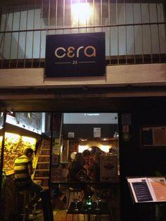 Puerta del Cera 23, un restaurante gallego-mediterráneo que merece la pena conocer