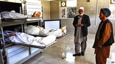 Afghanistan War Casualties | Afghanistan War