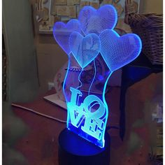 Acrylic lamp Love All The Colors, Different Colors, Lava Lamp, Kids Room, Neon Signs, Room Kids, Child Room, Kid Rooms, Baby Room