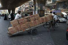 BombayJules: The Handcart Men of Mumbai