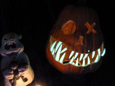 6 packs of Glow in the dark Pumpkin Teeth. 1 pack by PUMPKINTEETH