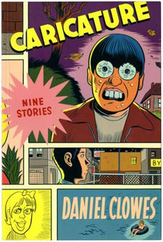 Caricature by Daniel Clowes