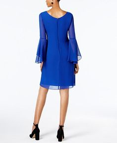 High Low 3/4 Sleeve Dresses for Women - Macy's