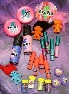 Be a Blue Belle With the MAC Good Luck Trolls Collection http://www.makeupandbeautyblog.com/mac-makeup/mac-good-luck-trolls/ #MakeupCafe