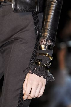 Accessories: Saint Laurent Spring 2013 RTW