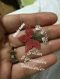 Diy Crafts - - admin Aralık 2019 Tatting Leave a Views Needle Tatting, Needle Lace, Beginner Crochet Projects, Crochet For Beginners, Baby Knitting Patterns, Crochet Patterns, Crochet Flowers, Handicraft, Hand Embroidery