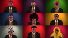 Bill Gates cria vídeo viral para promover website