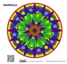 Peque-pasatiempos: MANDALA - PEQUE-PASATIEMPOS nº50