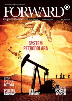 Petrodollar issue and Middle East crisis.  Cover illustrations for Forward Magazine.