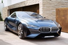 BMW serie 8 concept Ferrari, Lamborghini, Car Images, Car Pictures, Bmw X5 Sport, Bmw 5, Audi, Mc Laren, Cabriolet