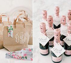 bridesmaid favors