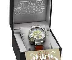 Star Wars Collectors Watches: It's Time to Use the Force Seriously I need this!