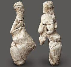 NOTICIAS DE PREHISTORIA - Prehistoria al Día -: Descubierta una nueva estatuilla Venus en Amiens del período gravetiense.