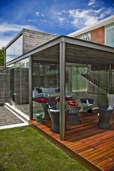 podio: Casa Ita por Taller5 arquitectos