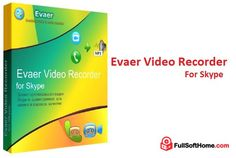 Evaer Video Recorder for Skype 1.6.11.27 is a professional application designed to enable you to record your Skype calls. Easy to use for your Skype video and audio interviews, conferences, podcasts, or family VoIP calls. You can use Evaer to capture original Skype video and audio data to records with high quality.
